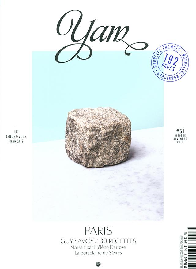 YAM le magazine des chefs  # 51