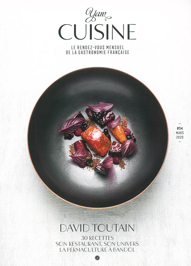 YAM le magazine des chefs  # 54