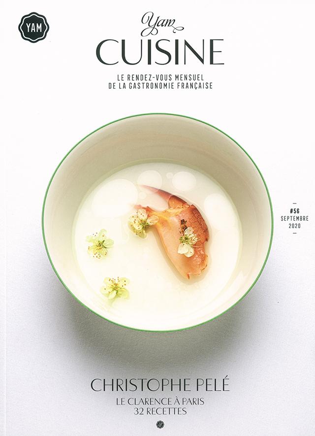 YAM le magazine des chefs  # 56