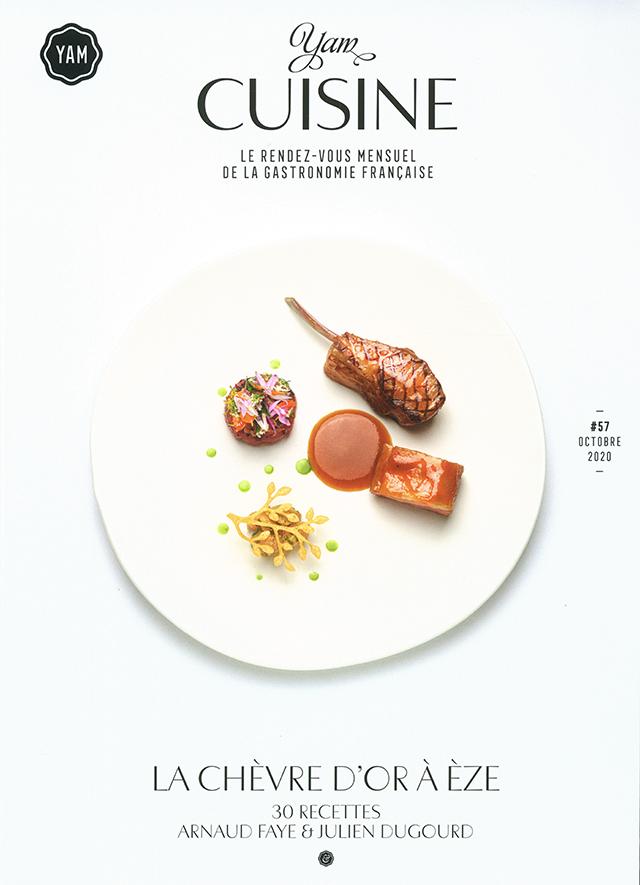 YAM le magazine des chefs  # 57