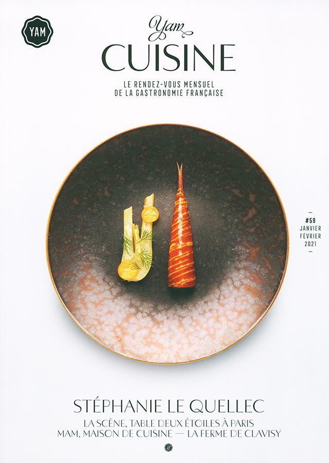 YAM le magazine des chefs  # 59