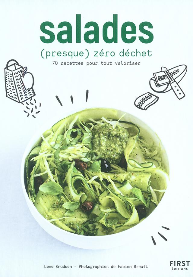 salades presque zero dechet (フランス)