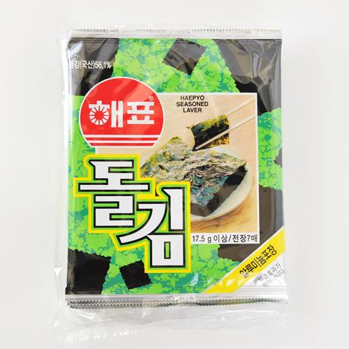 韓国海苔ヘピョ海苔