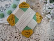 JTPF紙製台紙糸巻き(Blanc)