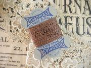 紙製台紙ブラウン糸巻き