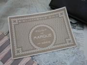 アンティークDMC刺繍図案集