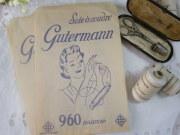 GUTERMANNシルク糸巻き用ペーパーバッグ(マダム)