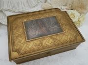 ドラジェ木製ボックス