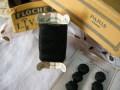 アンティークCB立体ブラック糸巻き