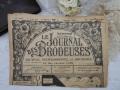 フランス刺繍新聞LA JOURNAL DES BRODEUSES (1er Avril 1950)