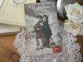 ポストカード(Bonne Annee チャイルド)