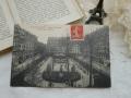 モノクロームポストカード(パリのトルソー広場)