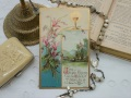 フランスアンティークHoly Card・プルミエール コミュニオンV