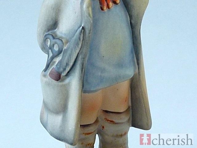 高級陶磁器人形フンメル人形 お医者さん