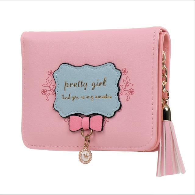 女の子 二つ折り 子供財布 プレゼント