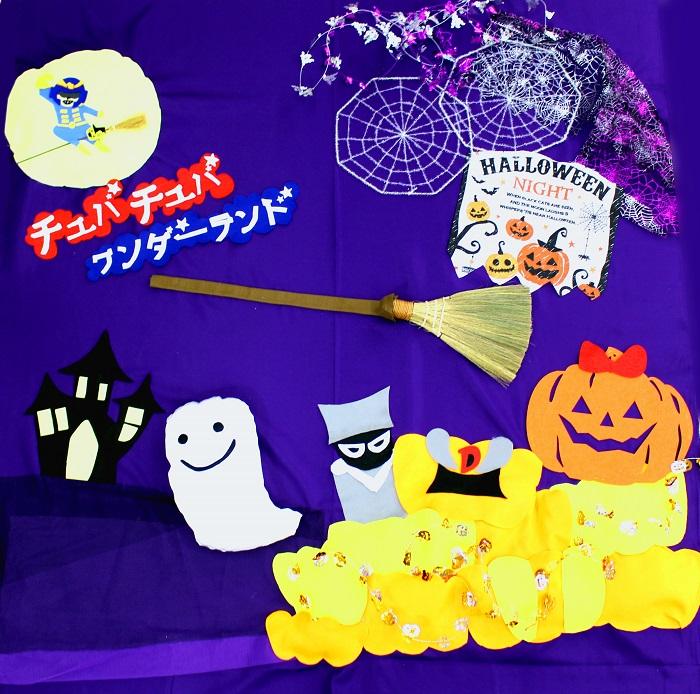 【10月17日チバテレで撮影会】ハロウィン仕様も♪「チュバチュバベビーアート」赤ちゃんとアートで撮影!
