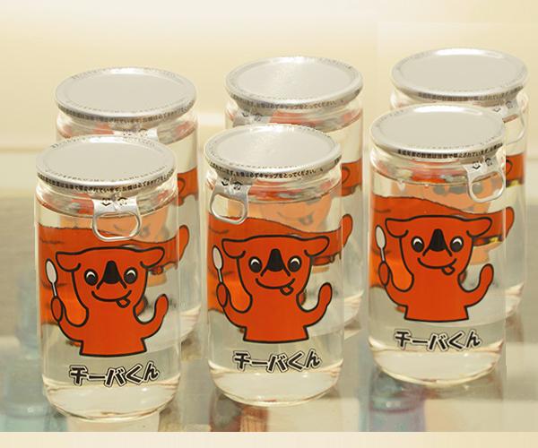 甲子チーバくんカップ【6カップセット】(送料込み)