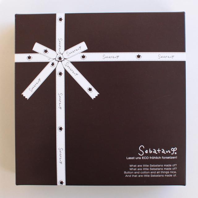 【セバタン】ミニタオルセット(ギフトBOX入り)