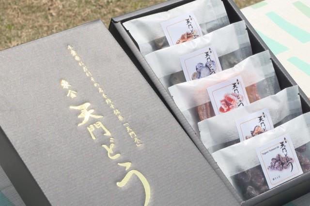 九十九里平野で育てられた農産物をじっくり蜜で炊き上げた「東金 天門どう」(送料込み)