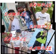 「俺旅。」Lサイズ生写真/ハワイ編~黒羽麻璃央ショット5枚セット