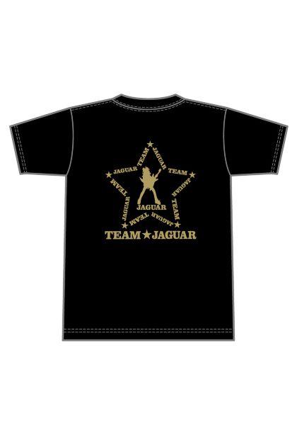 TEAM JAGUAR Tシャツ(チームジャガーティーシャツ) M、Lサイズ