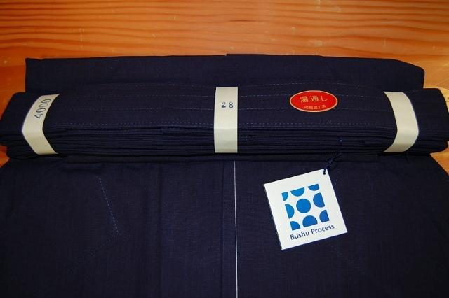 武州一 綿袴 40KAN/4000番