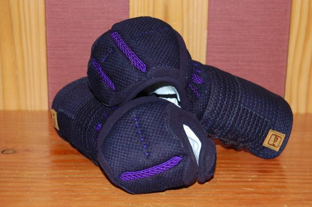 心600紫飾 甲手 幼年