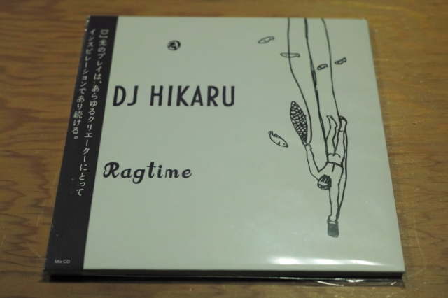 CD DJ HIKARU/Ragtime