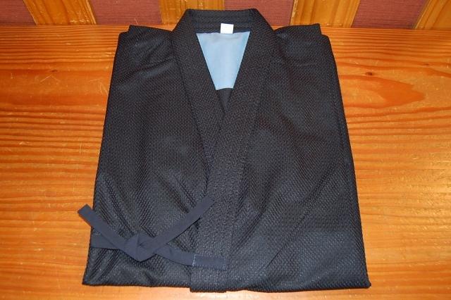 紺 シルリード剣道衣