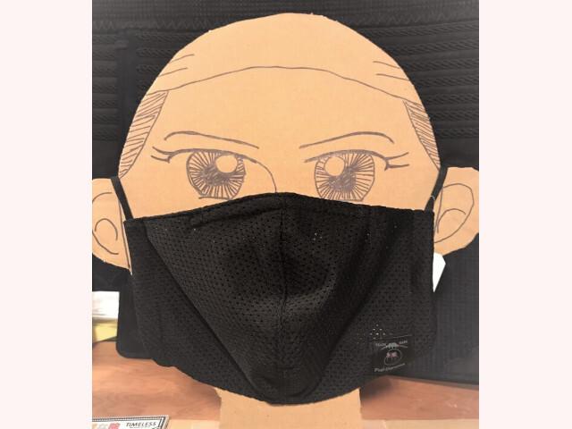 フジダルマ テクノSportsマスク2