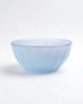 花岡央 モール小鉢(ブルーグレー)