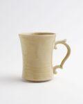 ヨシノヒトシ 黄砂釉マグカップ