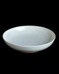 土井善男 乳白釉8寸丸鉢