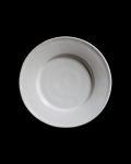 石田誠 4.5寸リム皿#2(ホワイト)