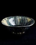 松村英治 青釉大鉢