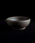 松村英治 焼〆丸片口小鉢