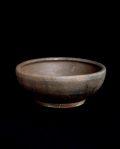 松村英治 焼締め丸小鉢
