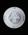 清水なお子 草花シノギ5.5寸皿