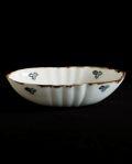 田屋道子 オーバル鉢(イチゴ)