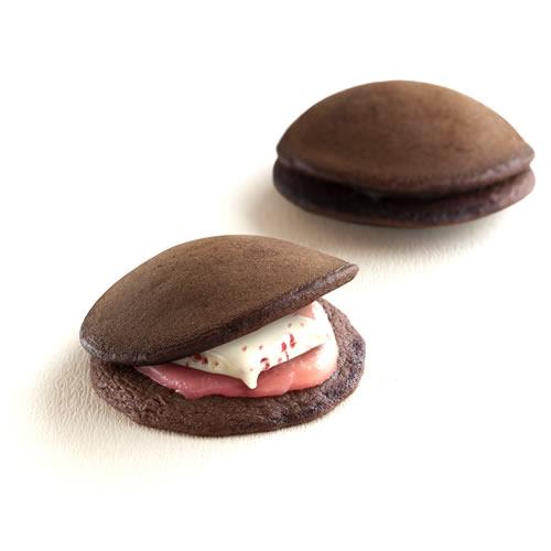 アポロ計画(苺あんのチョコどら焼き・12個入) 千鳥屋の贈り物