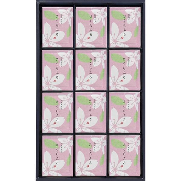 さくらふる~春の和風桜ゼリー~(12個入)