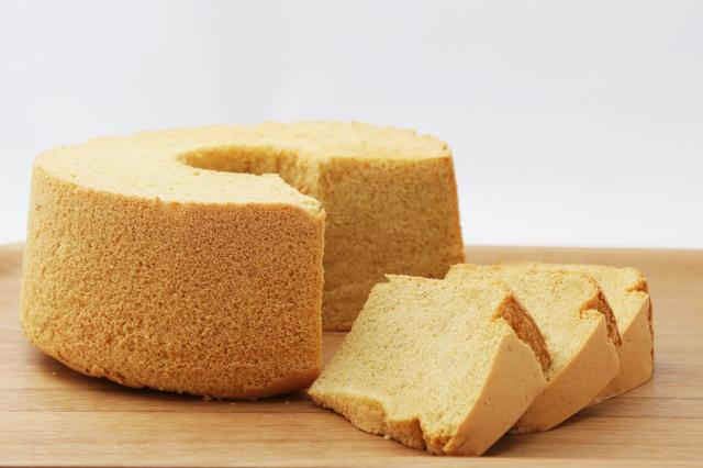 アールグレイシフォンケーキ