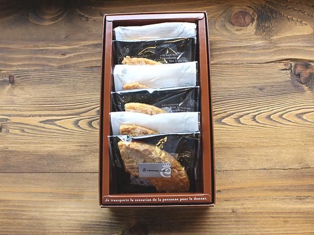 【送料無料☆】姫路名物アーモンドバター味♪塩アーモンドバターラスク6枚セット