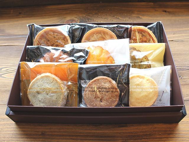 【送料無料☆】お得な詰め合わせセット♪焼き菓子詰め合わせ9個入り