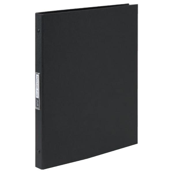 ポケットファイル A4 ブラック