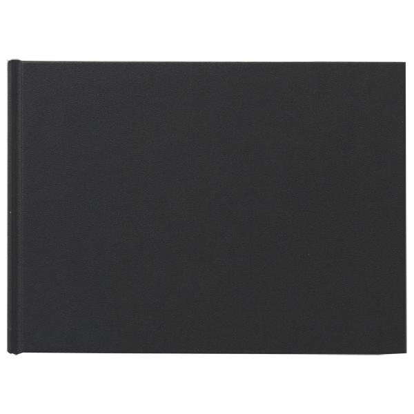 アルバム ハートスケープ ベーシック 2L横 ブラック