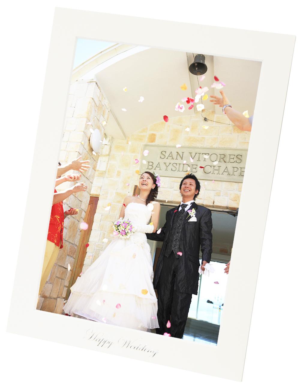 ユークリッドマット Wedding A4 タテ ホワイト