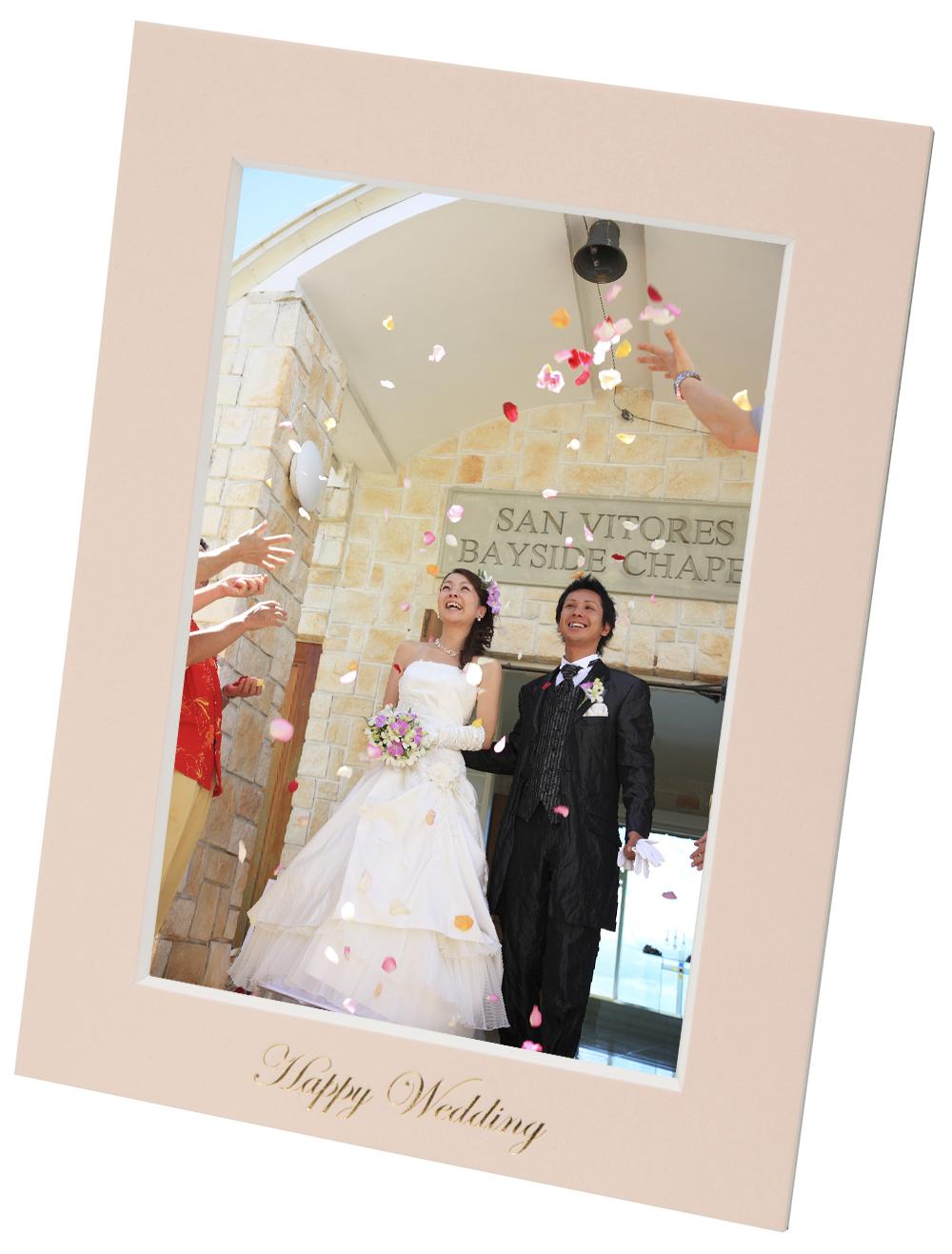 ユークリッドマット Wedding 2L タテ ライトピンク