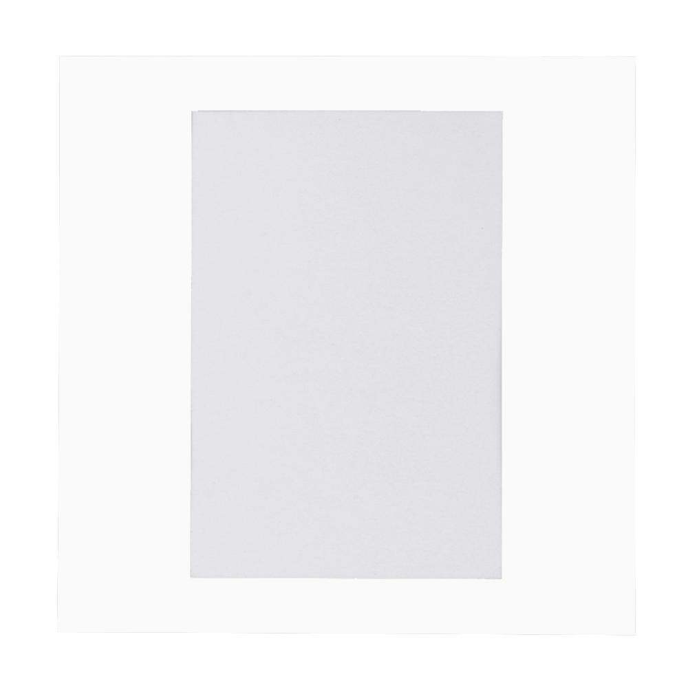 NEWハートスケープ用 中台紙 2L角 ホワイト 2枚入り