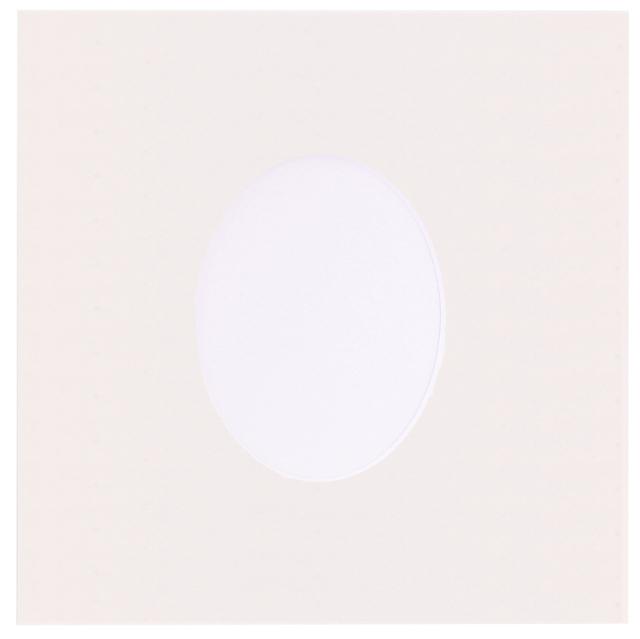 新セットアルバム専用 共通中台紙 2L 楕円